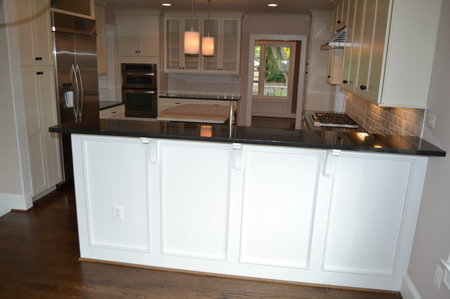11th Street traditional-kitchen