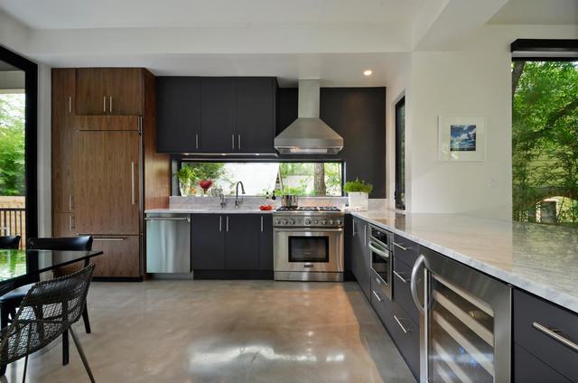 1208 Hillside modern-kitchen
