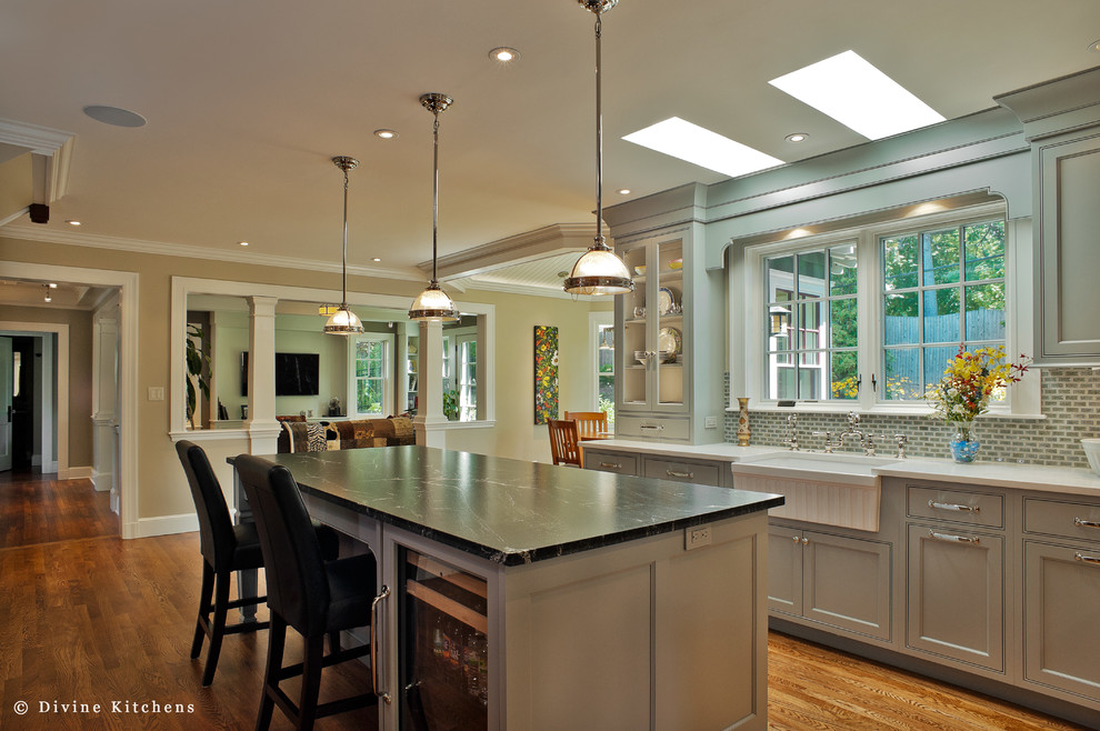 122-Shorncliffe-rd-Newton-MA - Transitional - Kitchen ...