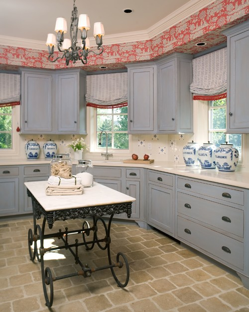 Decorating With Wallpaper 13 Ideas Town Country Living