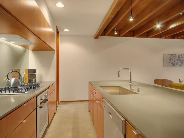 12th & John modern-kitchen