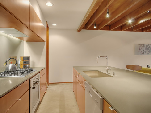 12th & John modern-kitchen