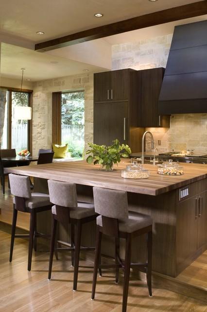 urban design kitchens. 1305 Ranch rustic kitchen  Rustic Kitchen Denver by ROWLAND BROUGHTON