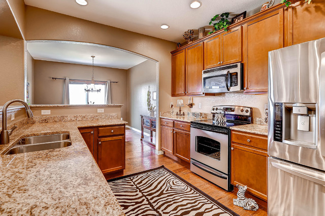 13541 Wrangler Way Traditional Kitchen Denver By Way Company