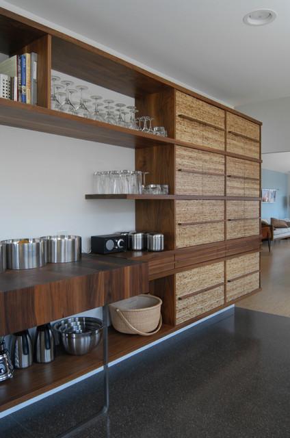 13th Street contemporary-kitchen