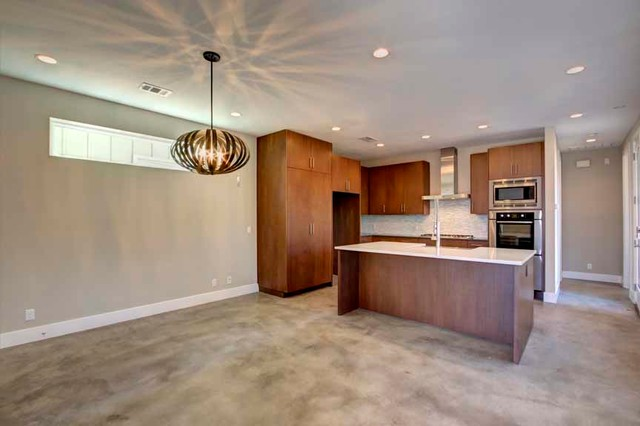 1400 Bouldin contemporary-kitchen
