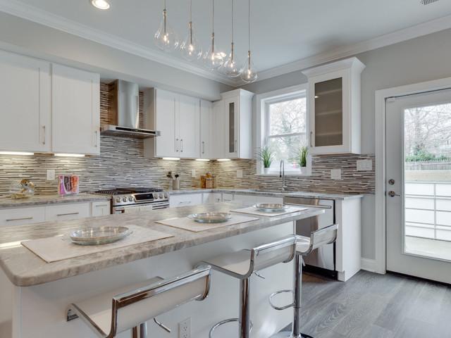 14th Street, Washington DC - Transitional - Kitchen - by ...