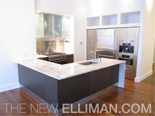 15 East 26th Street contemporary-kitchen