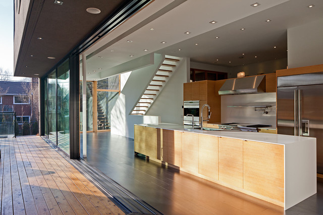 150 W Contemporary Kitchen Toronto By Peter A Sellar Architectural Photographer