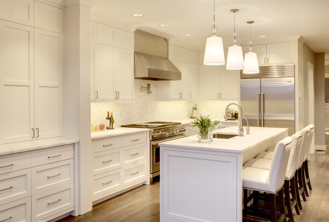 1630 Residence traditional-kitchen