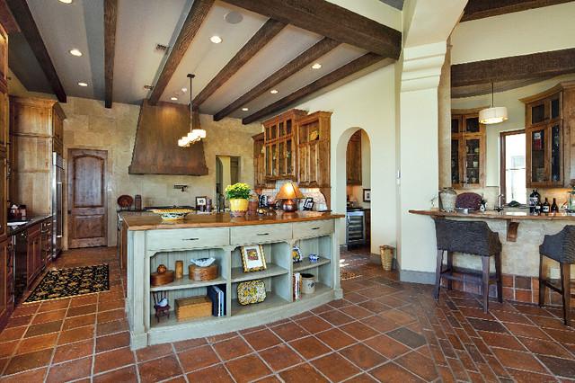 17824 Serene Hills Pass mediterranean-kitchen