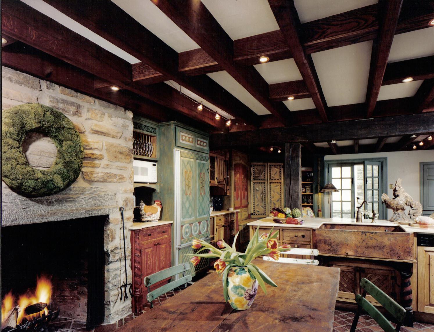 1801 Historic Kitchen Renovation, Gladwyne, PA