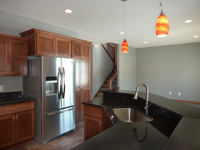 1806 Two Story traditional-kitchen