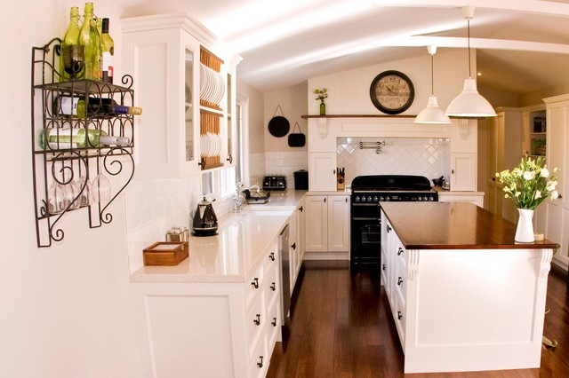 1830s Kitchen eclectic-kitchen