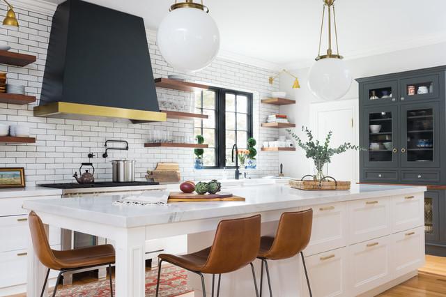 1880's Victorian: Kitchen Remodel, Mudroom Addition and Interior Design