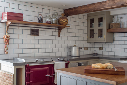 We Are Doing Up A Tiny Cottage Kitchen With Very Low Ceilings And The Oven  Iu0027ve Chosen (a Mini Range) Has A Lift Up Lid, Meaning The Minimal Wall  Space ...
