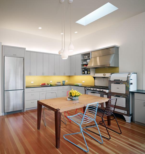 18th Modern Küche San Francisco von Chr DAUER