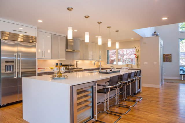 18th st boulder contemporary kitchen denver by property staging services - Kitchen design boulder ...