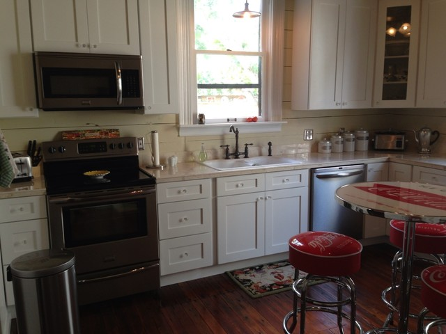 1900 S Kitchen Remodel Traditional Kitchen Austin