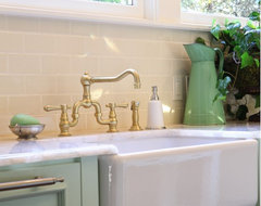 kitchen backsplash ideas for a country farmhouse kitchen - Houzz
