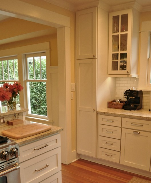 1911 Craftsman Makeover traditional-kitchen
