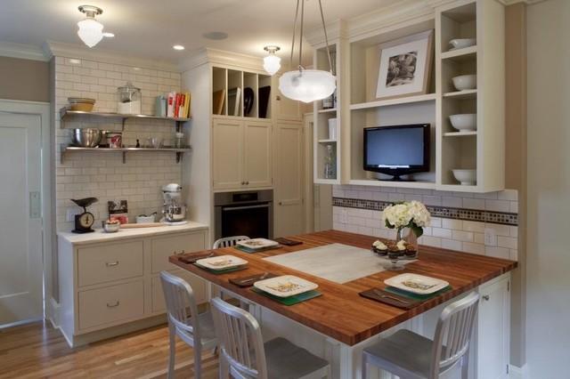 1920 Colonial Kitchen Craftsman Kitchen Portland