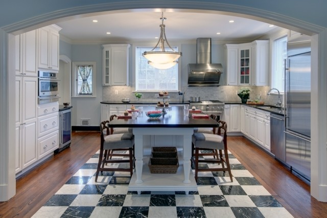 Kitchen Remodel Baltimore Property Entrancing 1920's Home Kitchen Remodel  Traditional  Kitchen  Baltimore . Design Inspiration