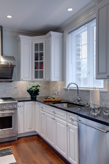 1920 39 S Home Kitchen Remodel Traditional Kitchen Baltimore By Owings Brothers Contracting