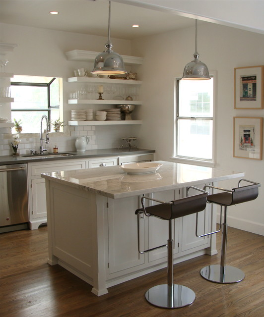 1920's Kitchen Revival In Los Angeles