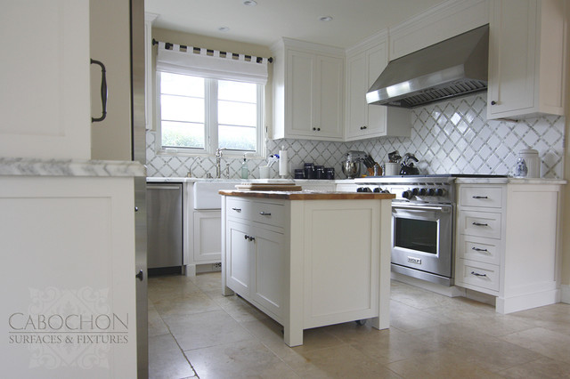 1920u0027s Thomas Shepard Renovation, La Jolla Traditional Kitchen