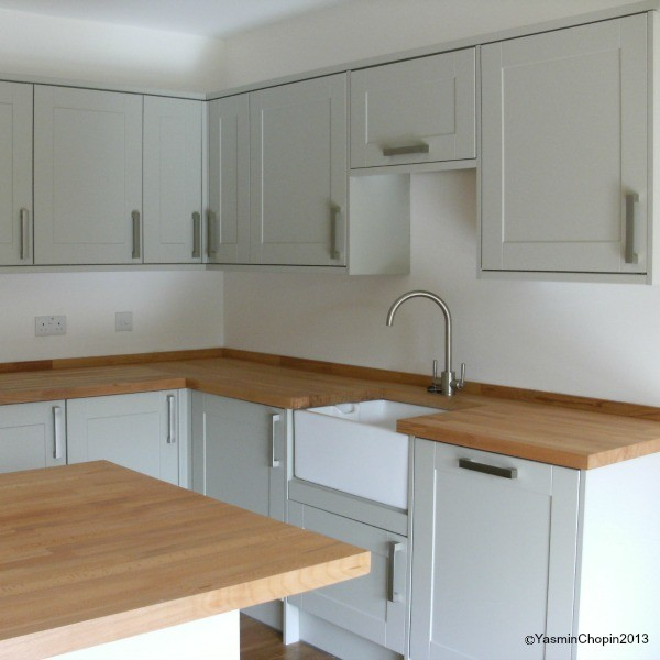 1920s house in cambridgeshire doubles in size modern for Modern 1920 s kitchen