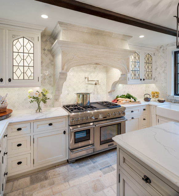 1925 assisi residence traditional kitchen for 1925 kitchen designs
