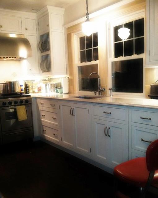 1925 Plain & Fancy Kitchen - Dayton Ohio - Traditional ...