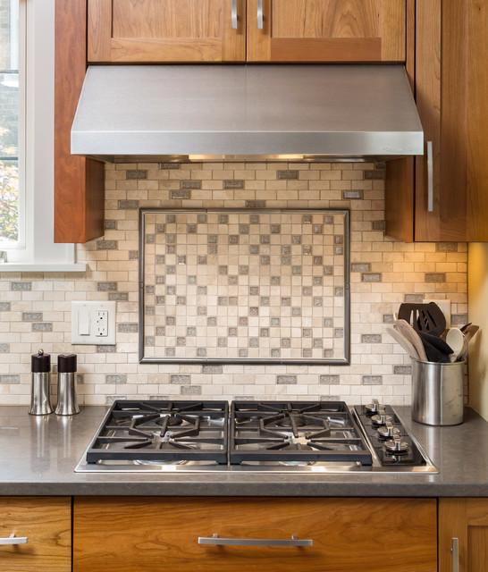Wauwatosa bungalow kitchen remodel transitional