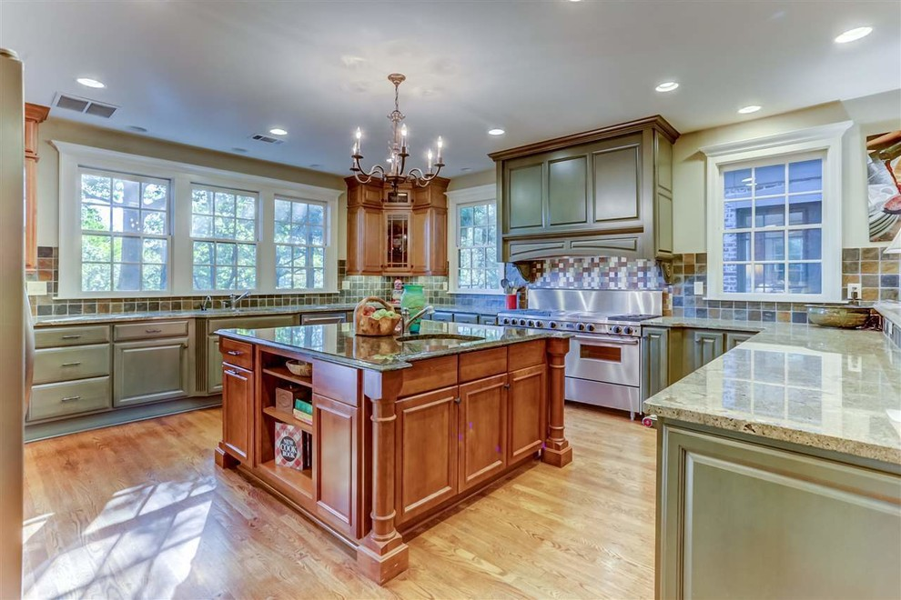 1928 Tudor Revival In Memphis Eclectic Kitchen Other By Fresh Perspective Design Decor Llc