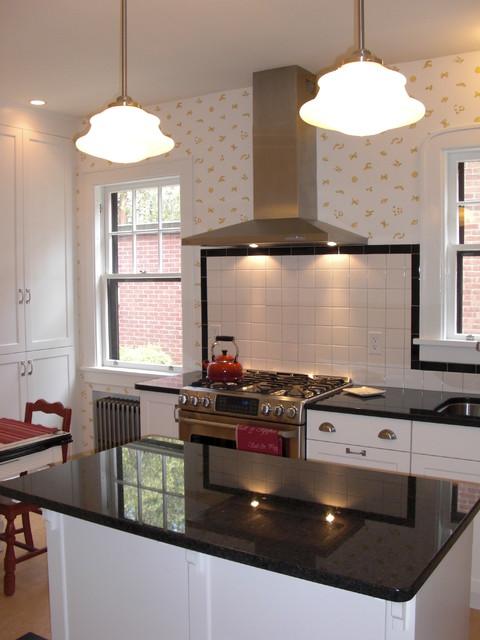 1930s Art Deco Kitchen