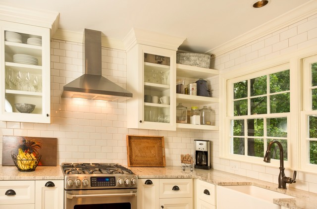 1940s Cottage Kitchen Remodel Traditional Kitchen Atlanta