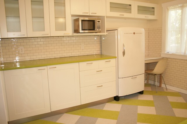 cabinets ideas kitchen 1940 s in cottage eclectic kitchen tampa 1941