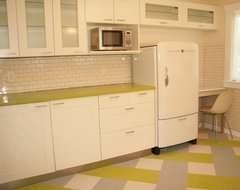 1940's In-law Cottage eclectic-kitchen