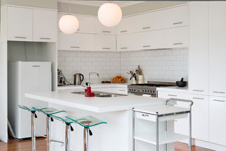 1940 39 S Renovation Contemporary Kitchen Hamilton By New Zealand Certified Builders