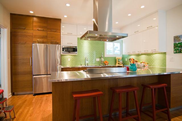 1950 S Ranch Kitchen Redo Modern Kitchen Other By