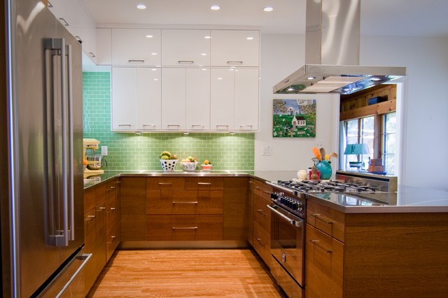 1950 S Ranch Kitchen Redo Modern Kitchen Other By