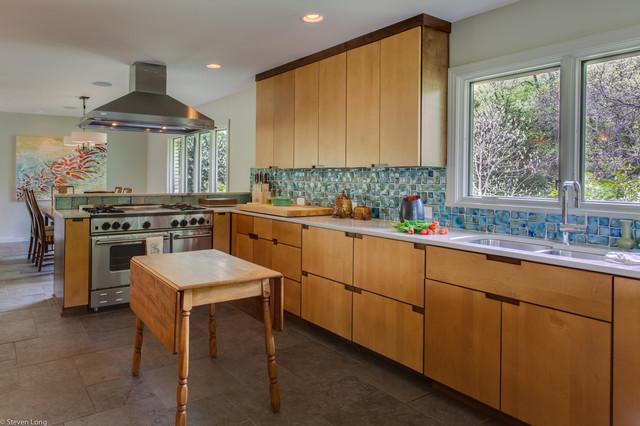 1960 S Mid Century Ranch Remodel Nashville Tn Contemporary Kitchen Nashville By Connie Long Interiors Houzz Au