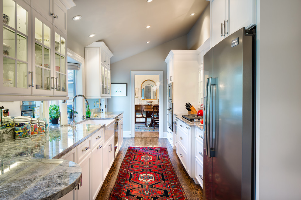 1960s Ranch, Remodel - Traditional - Kitchen - Charlotte ...