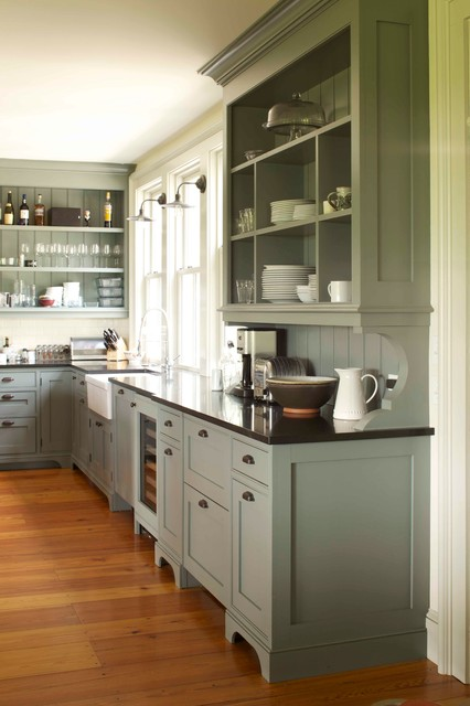 Farm House Kitchens: 19th Century Farmhouse Renovation; Updated Photos By Mick