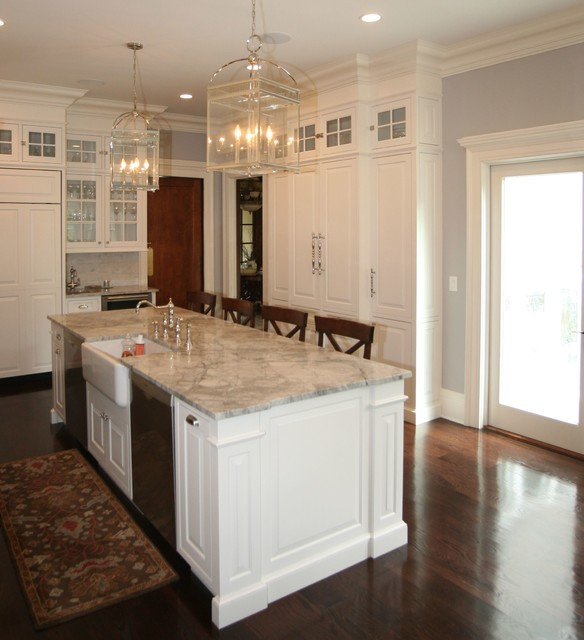 19th century new jersey elegance traditional kitchen for 19th century kitchen cabinets