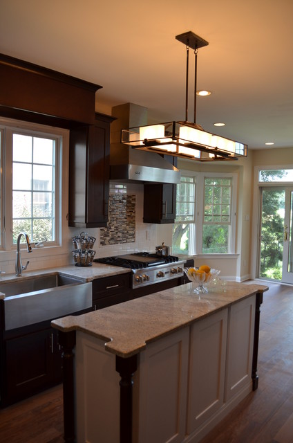 1V Java Maple Shaker Cabinets in days - Contemporary ...