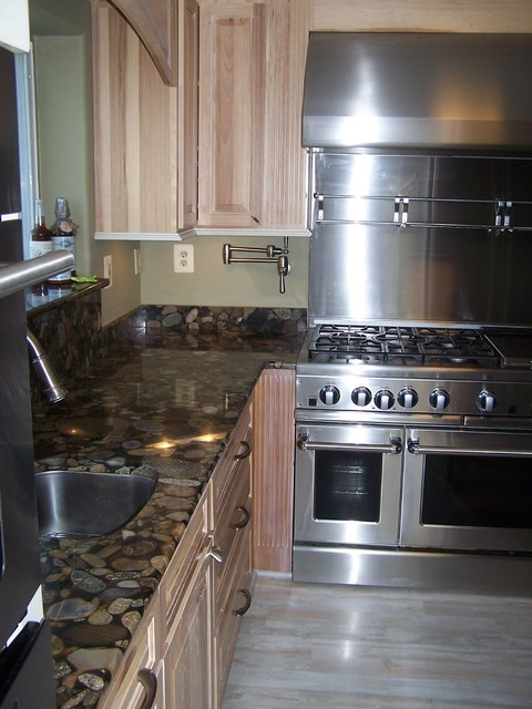 2 Cooks In Narrow Galley Kitchen Kitchen Dc Metro By Creative Karpet Kitchen Designs Inc