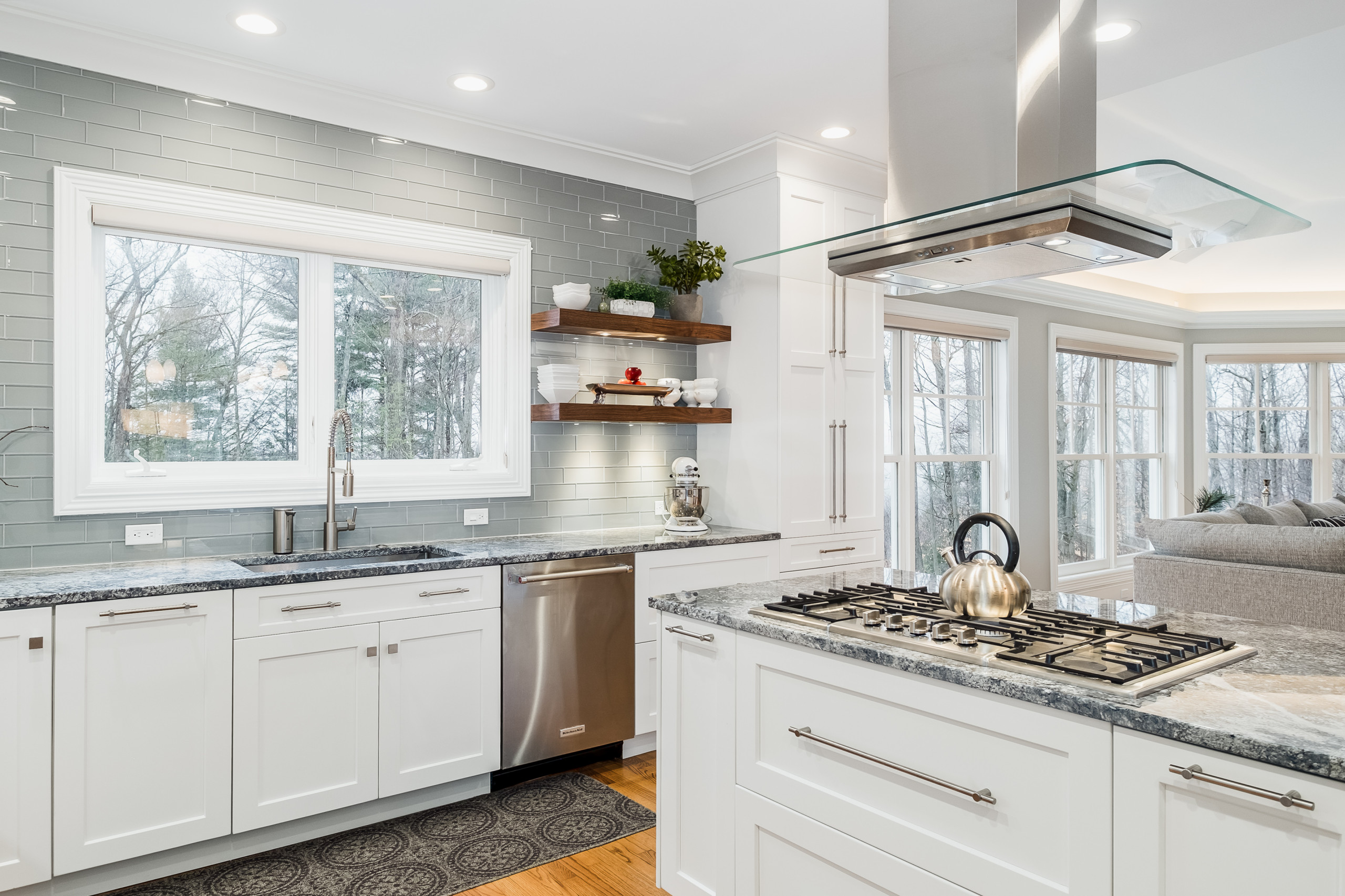 20 Year old Simsbury home gets back in the game