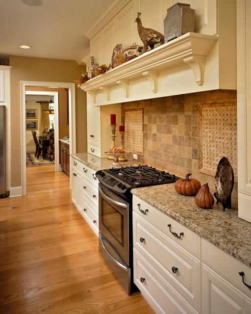 2007 Showcase traditional kitchen